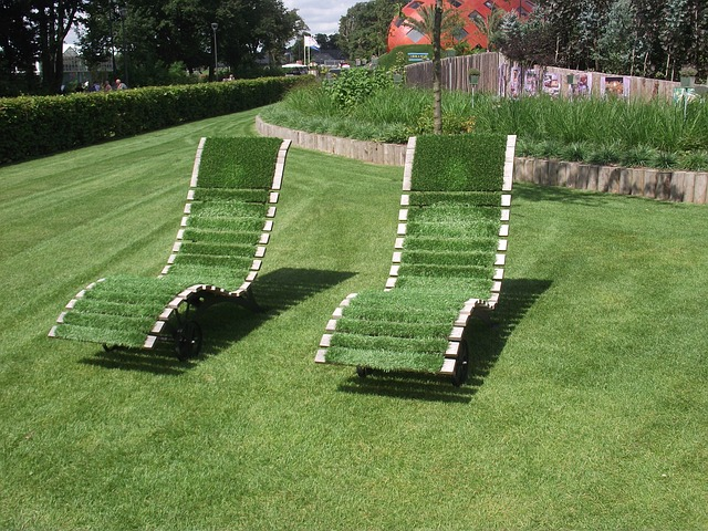 turf chair